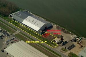Recept luchtfoto bouwplaats websitekopie